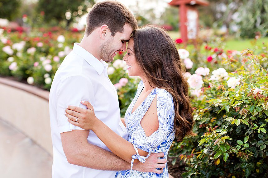 Balboa Park Engagement | Joe & Nikki