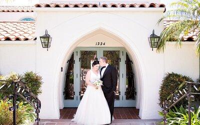 The Thursday Club Wedding   David & Laura