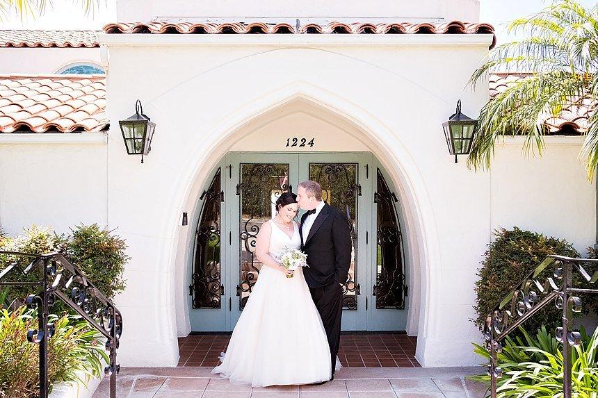 The Thursday Club Wedding | David & Laura