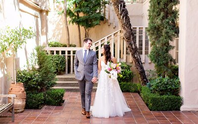 Rancho Bernardo Inn Wedding   Joe & Nikki