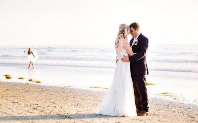 L'Auberge Del Mar Wedding | Alex & Adrienne