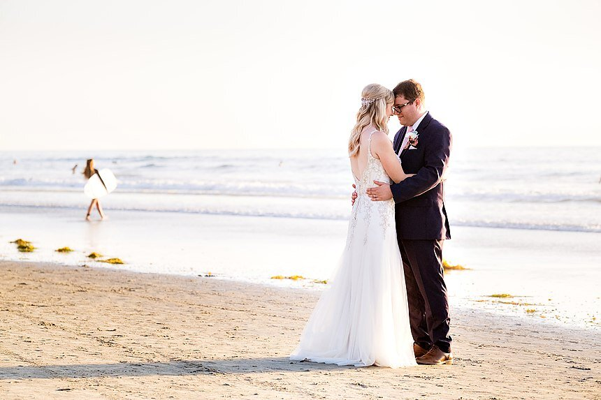 L'Auberge Del Mar Wedding | Alex & Adrienne