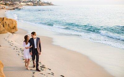 Scripps Seaside Forum Engagement | Chris & Tara