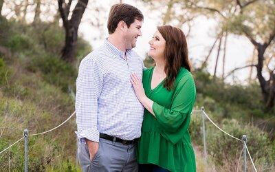 Torrey Pines Engagement | John & Melanie